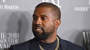 """Kanye West und sein Album """"Donda ..."""