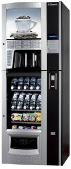 Compact Combination Vending Machine Interesting Buy Saeco Diamante Coffee Snack And Soda Vending Machine Vending