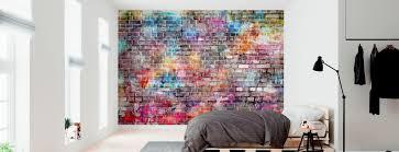 Graffiti Street Art Populair Fotobehang Photowall