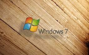 Windows 7 Wooden HD Desktop Wallpaper ...