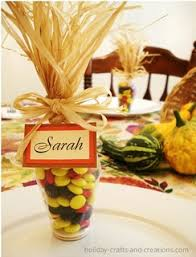 Thanksgiving Placeholders/Party Favors