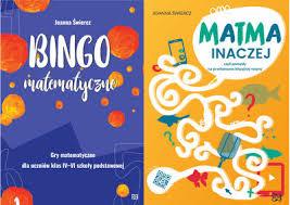 Bingo matematyczne + Matma inaczej 7203911801 - Allegro.pl - Więcej ...