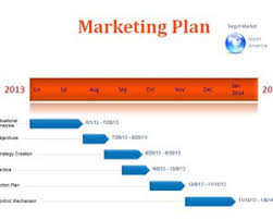 Marketing Plan Powerpoints Marketing Plan Timeline Template For Microsoft Powerpoint Is A Free
