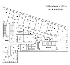 office space floor plan. NYC Office Space Floor Plan