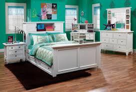 Belmar White 6 Pc Full Bookcase Bedroom - Teen Bedroom Sets Colors