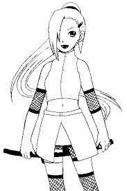Gratis Naruto Kleurplaten Voor Kinderen
