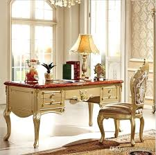 French country office furniture Cottage French Design Furniture Wholesale French Baroque Style Luxury Executive Office Desk Classic Wood Carving Writing Table Furniture Design French Design Furniture Wholesale French Baroque Style Luxury