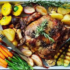 slow roast leg of lamb peter s food