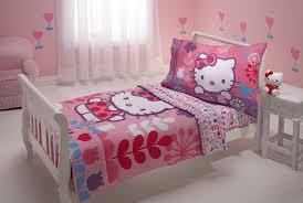 Beauty Girly Hello Kitty Bedroom Set