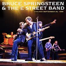 bruce springs the e street band chicago september 30