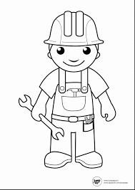 Community Helpers Coloring Pages Coloring Pages For Children