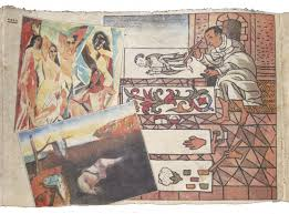 nacirema essay horace miner s ldquo body ritual among the nacirema  visual culture of the nacirema chagoya s printed codices art in fig 1d enrique chagoya detail