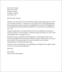 Sample Second Follow Up Letter After Phone Interview