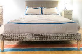 how to reupholster bed frame ikea fjellse 4 800x527 jpg