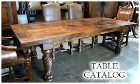 rustic mexican pine furniture rustic round dining table pine furniture colonial mesquite trestle