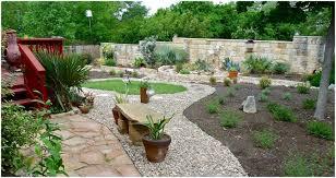 Backyard Rocks Backyards Enchanting Rock Backyard Landscaping Ideas Simple