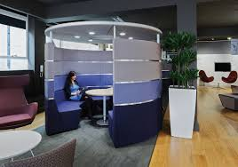 Furniture trend Soft Palmer Hamilton Hive Configured With Acoustic Canopy And Lighting As Small Meeting Room Within Room Italianbark Ontrend Library Furniture