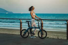 <b>FIIDO D11</b>, an ultra-light <b>folding</b> e-bike with a range of 100 km ...
