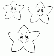 Small Picture Free Printable Coloring Page Stars Coloring Education Shapes Star