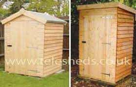 cheap garden sheds. Photograph Shows 4x4 Apex Roof And 4x3 Pent Cheap Garden Sheds L