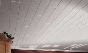 armstrong ceilings woodhaven planks in painted