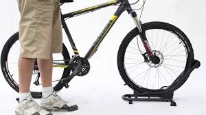 Pro Bike Display Stand Review How to use BIKEHAND Bike Floor Parking Rack Storage Stand Bicycle 17