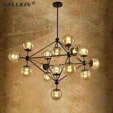 industrial chandelier lighting. Vallkin® Modo Magic Bean Chandeliers Pendant Lights Lamps Lighting Fixtures For Living Room Mall Hotel Ac110 240v Led Dna Bubble Glass Ball Industrial Chandelier DHgate.com