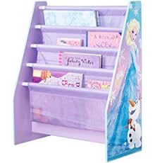 disney frozen bedroom in a box. disney frozen kids sling bookcase - bedroom storage by hellohome in a box
