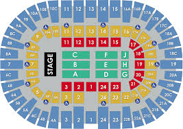 Jam In The Valley Seating Chart Seat Viewer Pechanga Arena San Diego