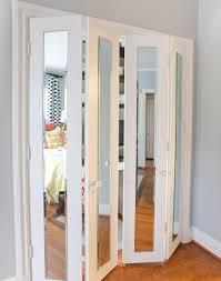 Bi Fold Doors With Glass Amazing AWC 537 Pioneer Bifold Door Walmart Com  Throughout 2 ...