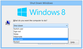 computer key board shortcuts keyboard shortcuts to shut down or lock windows computer
