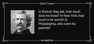 Boston Quotes