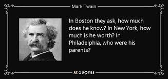 Boston Quotes