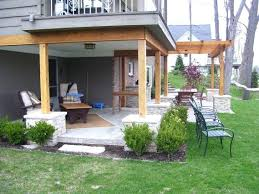 clear covered patio ideas. Fancy Under Deck Coverings Patio And Ideas Clear Finishing Of Covered
