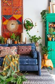 colorful living rooms. Living With LES Colorful Rooms