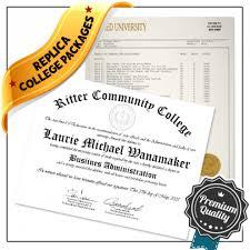 Replica Degree Certificates Uk Replica College Diploma With Transcripts