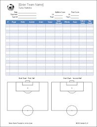 soccer lineup template soccer roster template for excel