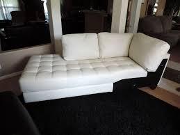 living room leather modern chaises ebay