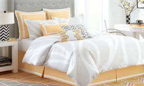 Cream Bed Skirt - food-facts.info & ... Cream Quilted Bed Skirt Linen Crib ... Adamdwight.com