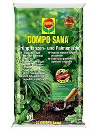 41% <b>COMPO SANA Почвогрунт</b> для зеленых растений и пальм 1