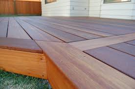 Hardwood Decking Supply