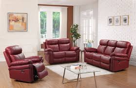 red leather reclining sofa. 34 Pictures Of Elegant Red Leather Reclining Sofa March 2018 A