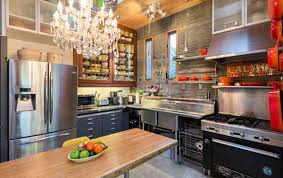 stainless steel countertops will maintain themselves and you ll never have to worry about stains for as long as you own it they does tend to show smudge