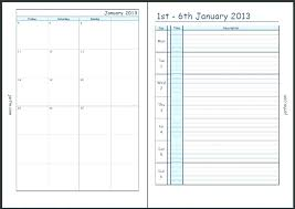 Weekly Calendar With Time Slots Template Slot Excel – Therunapp