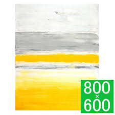 art t30 the gray and yellow gallery abstract art wall interior wall art