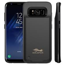 2018 <b>New Arrival Battery Charger</b> Case For Samsung Galaxy S8 ...