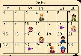 stardew valley gift chart inspirational spring stardew valley wiki