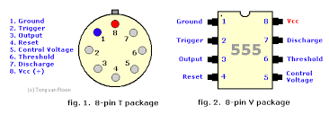 the 555 timer 8 Pin Timer Relay Diagram 8 Pin Timer Relay Diagram #7 8 pin time delay relay wiring diagram