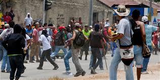 Resultado de imagen para marchas sindicales en colombia