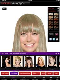 Instyle Hairstyle Try On Fade Haircut